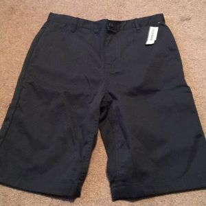 NWT old navy boys uniform shorts navy (a)